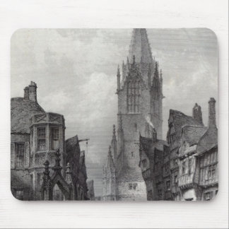 Reutlingen, engraved by J.J. Crew Mouse Pad