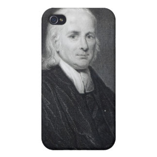 Rev Friedrich Schwartz iPhone 4 Cover