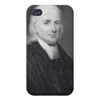 Rev Friedrich Schwartz iPhone 4 Cover