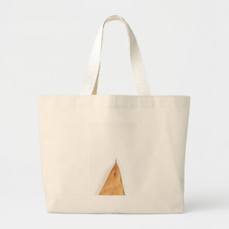 Revealing Woman Large Tote Bag