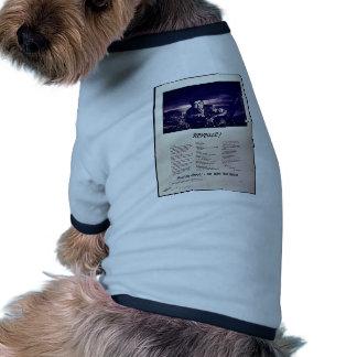 Reveille! Dog T Shirt