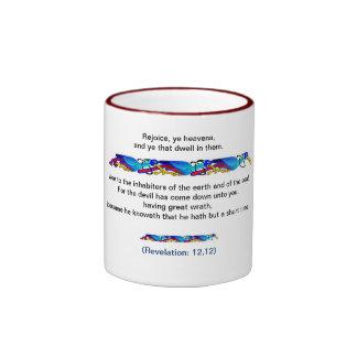 Revelation: 12,12 Coffee Mug