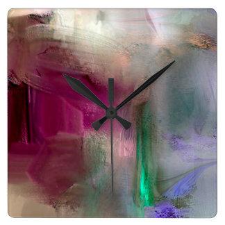 Revelation of Evening Wall Kitchen Clock