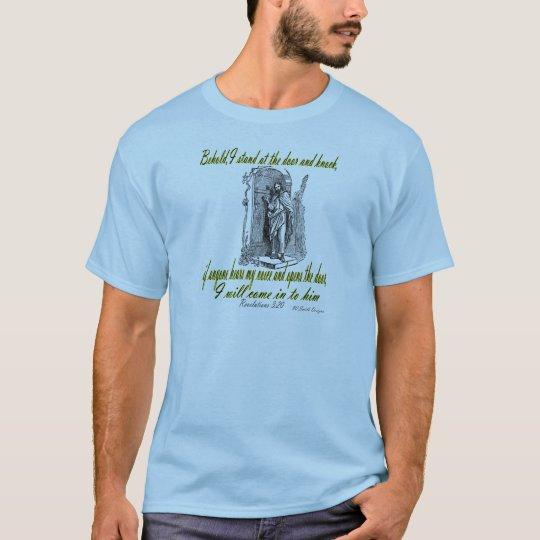 Revelations 3:20 T-Shirt