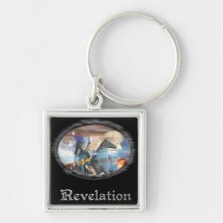 Revelations 4 horse man key chains