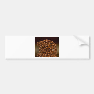 Revels chocolate sweets bumper sticker