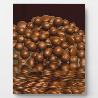 Revels chocolate sweets plaque