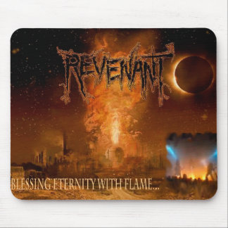 REVENANT BURNING GROUND COMPUTOR MOUSE MOUSE PAD
