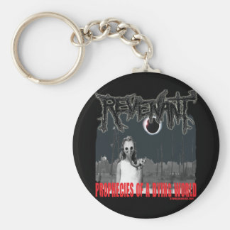 Revenant Prophecies of Basic Round Button Key Ring