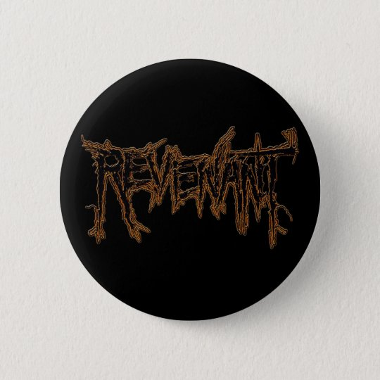 Revenant The Burning G 6 Cm Round Badge