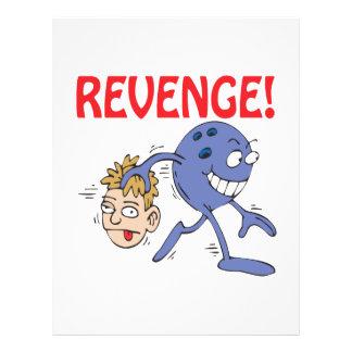 Revenge Personalized Flyer