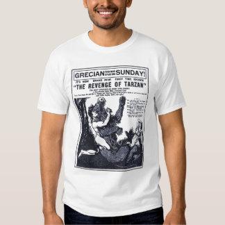 'Revenge Of Tarzan' 1920 vintage movie ad T-shirt