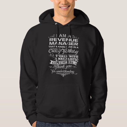 REVENUE MANAGER HOODIE