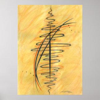 Reverberation Art Print