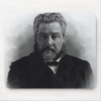 Reverend Charles Haddon Spurgeon Mouse Pad