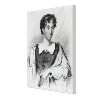 Reverend Charles Robert Maturin Gallery Wrapped Canvas