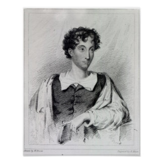 Reverend Charles Robert Maturin Print