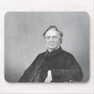 Reverend Hugh Stowell, engraved by D. J. Pound Mouse Mat