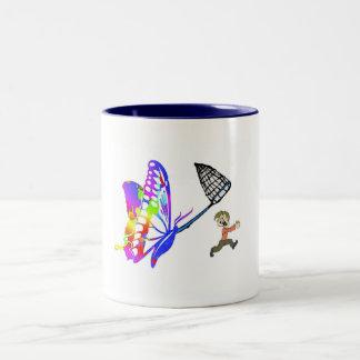 Reversal Two-Tone Coffee Mug