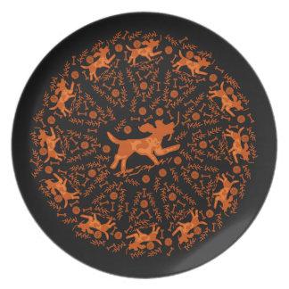 Reverse Greek Plate