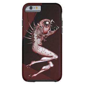Reverse mermaid ugly funny phone case