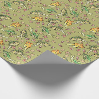 Bass fishing wrapping paper for Fish wrapping paper