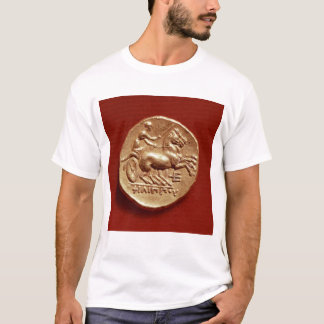 Reverse of a stater of Philip II  of Macedonia T-Shirt