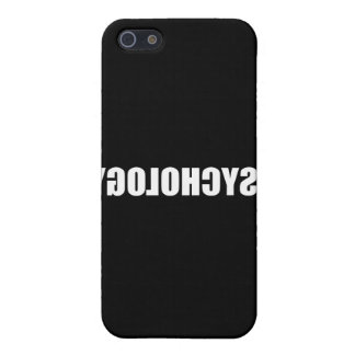 Reverse Psychology iPhone 5/5S Cases