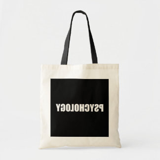 Reverse Psychology Tote Bag