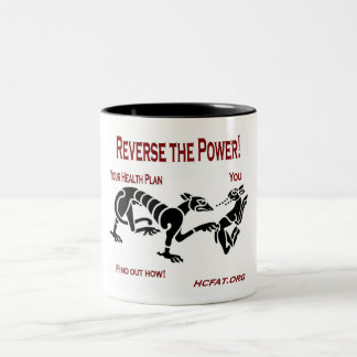 Reverse the Power Mug