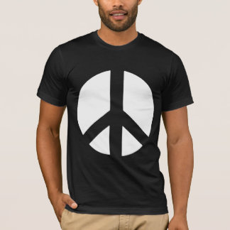 Reversed Peace Sign Shirt