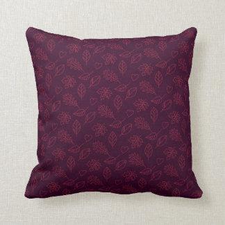 Reversible Heart Throw Pillow Throw Cushions