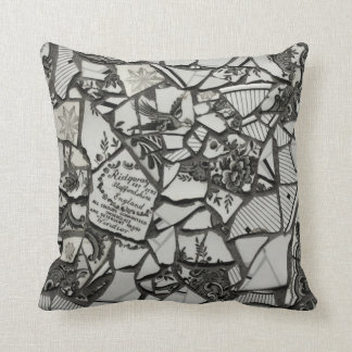 Reversible Mosaic Pillow