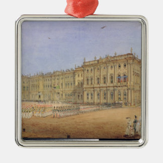 Review at the Winter Palace Christmas Ornament