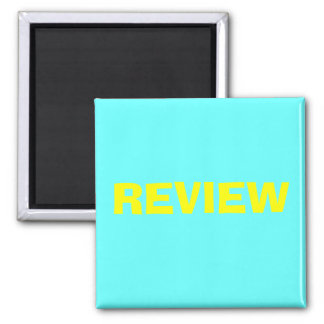 Review magnet