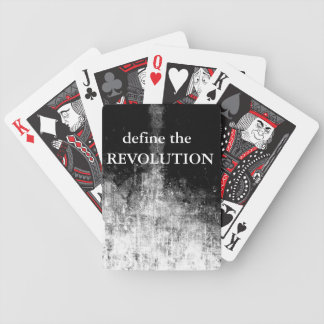 Revised dtR Playing Cards