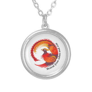 REVIVE FROM ASHES AND RISE NECKLACES