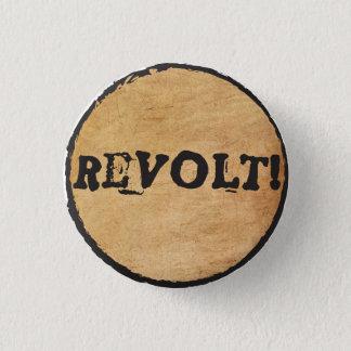 Revolt! 3 Cm Round Badge