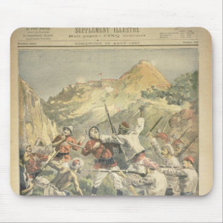 Revolt in India Mouse Mat
