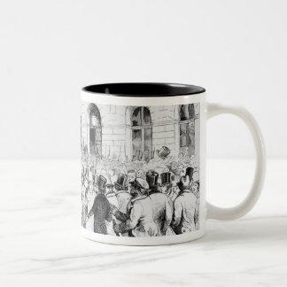 Revolt in Vienna Coffee Mug