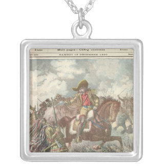 Revolt of the Last of the Redskins Silver Plated Necklace