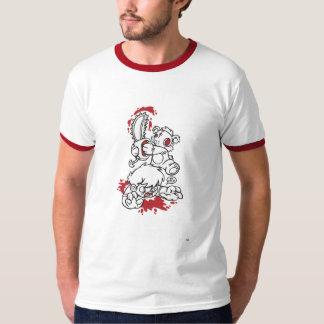 Revolt of The Plush Tee Shirts