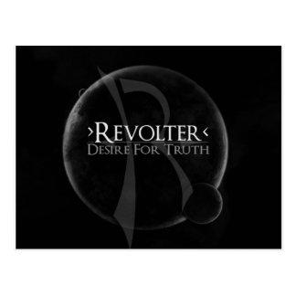 Revolter post cards