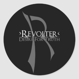 Revolter Stickers