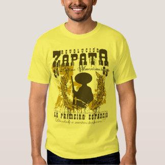 Revolucion Zapata Latino America T Shirts