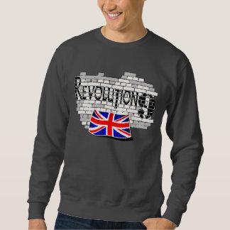 Revolution#9 Pull Over Sweatshirt