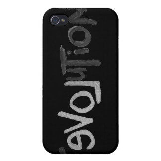 Revolution - Anti Social iPhone 4/4S Covers