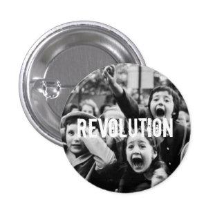Revolution! Pin