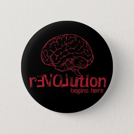 rEVOLution Begins Here Button