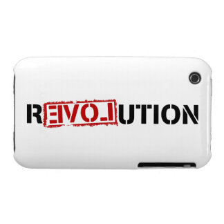rEVOLution iPhone 3 Cover